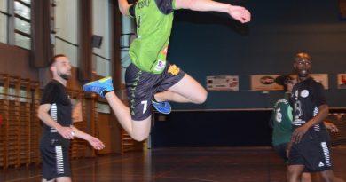 Loisirs : quand handball rime avec sérénité