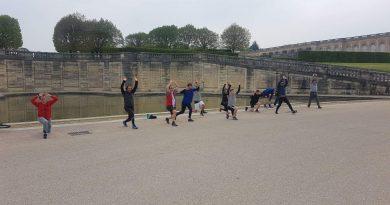 Handball loisir en pause mais toujours en activité !