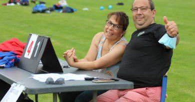 Les bénévoles participent à la réussite du tournoi du Chesnay !