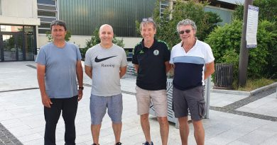 Un nouvel entraîneur pour l'équipe séniors 1 du Chesnay