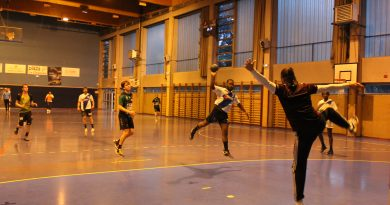 Match amical séniors 1 contre séniors 2