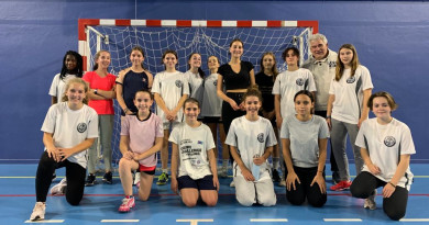 Le handball féminin reprend forme !